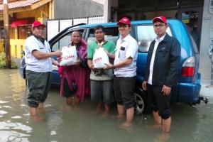 AHM Peduli Banjir