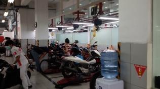 Pit Khusus Motor CBU