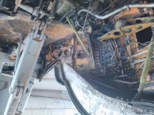 ini bagian mesin belakang